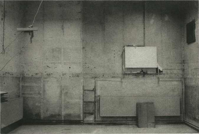 Studio/ 02. Photogravure. E.A. Rives BFK/ 250 g